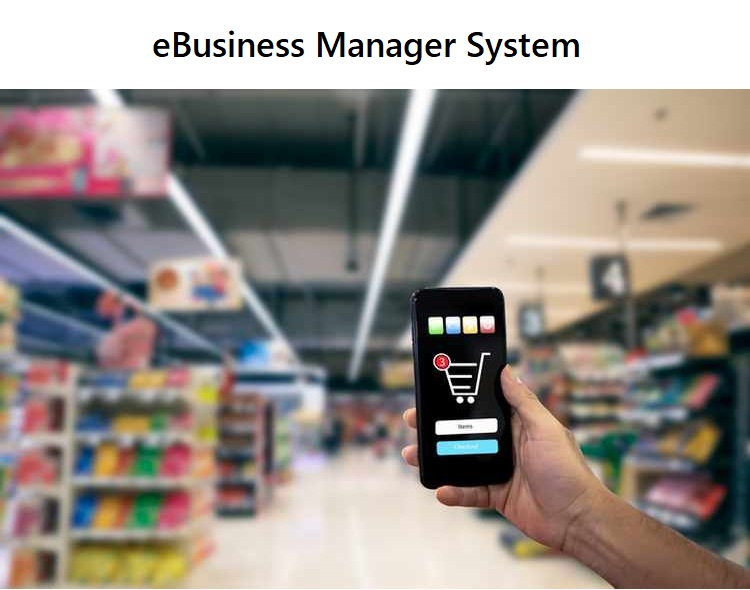 eBusiness Manager